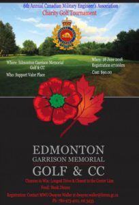 Edmonton: CMEA Charity Golf Tournament (CMEA)