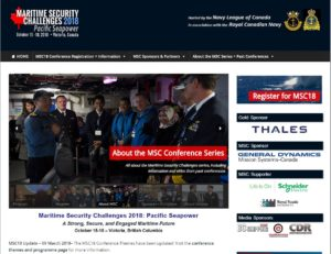 Victoria: Maritime Security Challenges 2018: Pacific Seapower (NLOC)