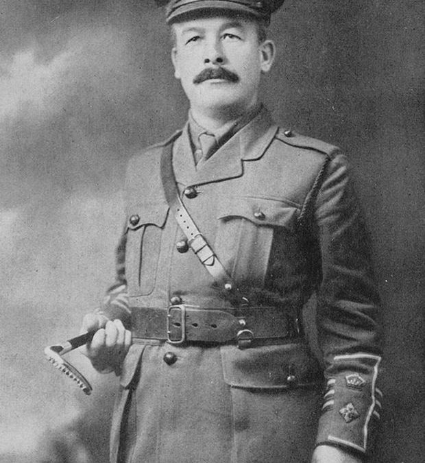 Parliament to Decide Whether to Honour a MP, also a LCol, Who Killed Himself in First World War