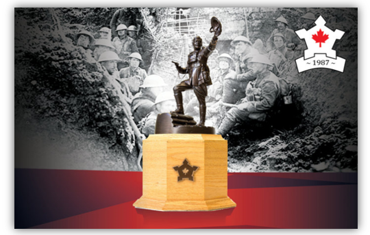 Call for Nominations:  2018 CDA Institute Vimy Award